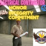 Electrical contractor definition